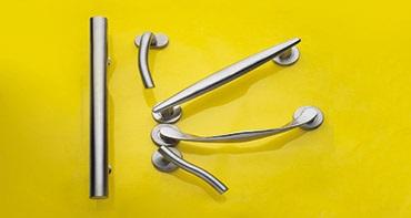 Stainless Steel Pull Handles Handles