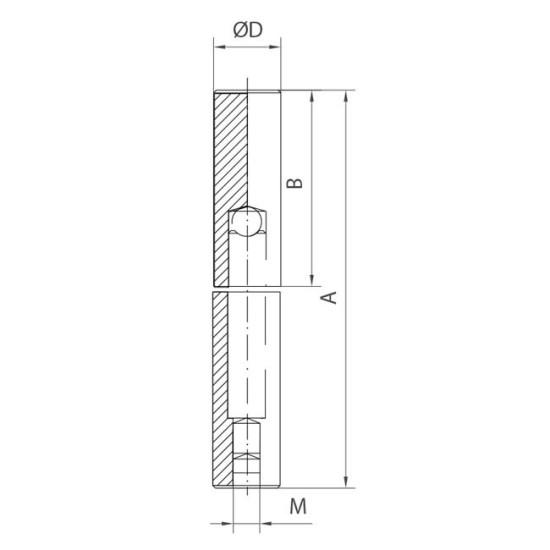 gate hinges regulating hinge