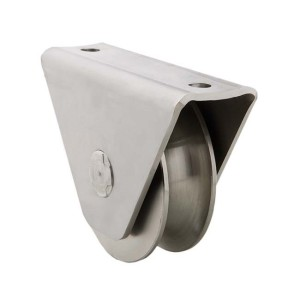 gate wheel box u