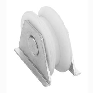 nylon wheel to weld v