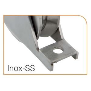 sliding gate wheels stainless steel