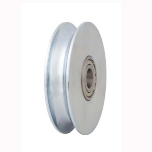 gate wheel two bearing