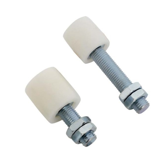 nylon rollers sliding gate hardware