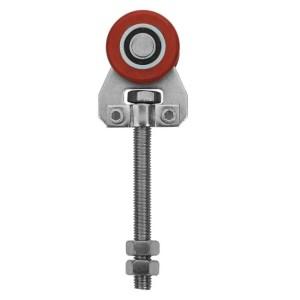 Sliding Door Hardware Simple Trolley U60 Nylon