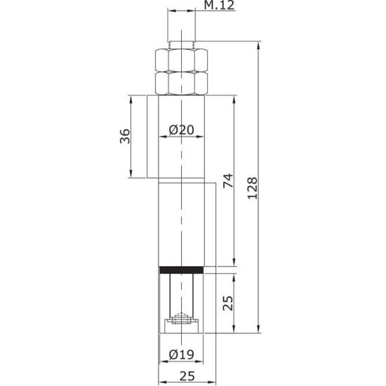 Sliding Folding Doors Metallic Guide