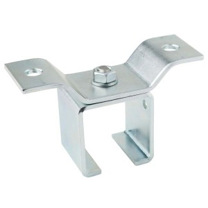 Ceiling Support Sliding Door Tracks Stainless Steel U40