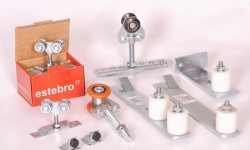 Sliding Door Hardware Kits