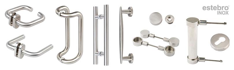 Stainless Steel Handles
